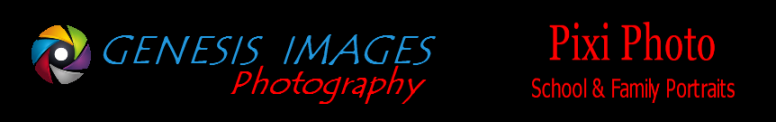 Genesis Images Photography & PIXI PHOTO School and family portraits.